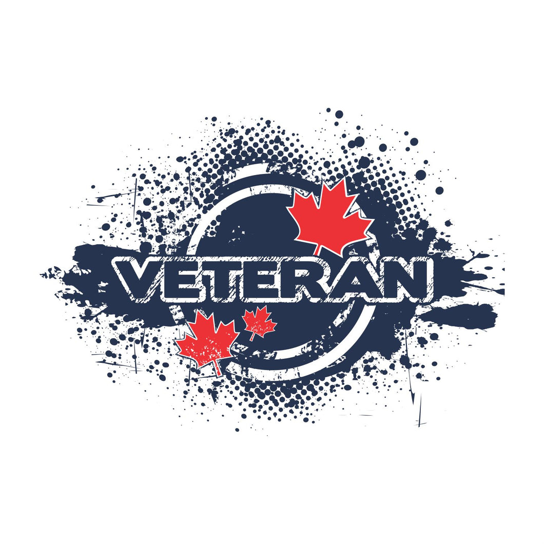 Veteran Sticker