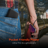 PowerPack mini Dual USB + USB-C 5,000mAh Power Bank