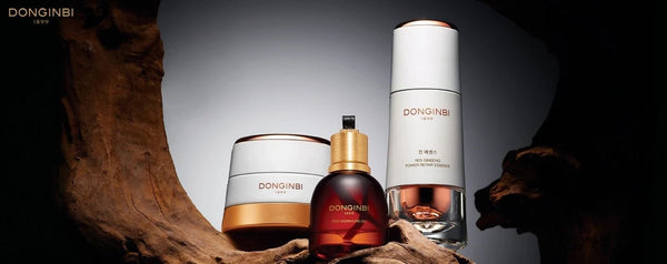Donginbi ginseng skin care products