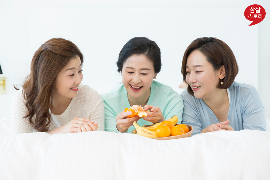 Everything about tangy Korean clementines