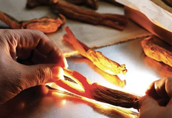 How Korean Red Ginseng Is Graded