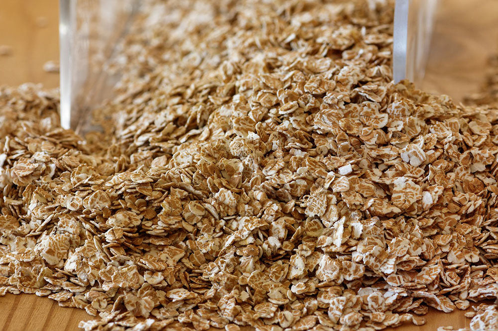 Treat your hands with oats