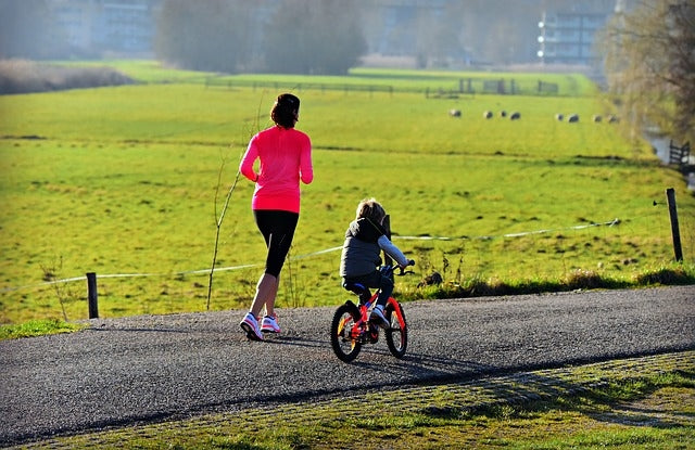 Exercise as a family