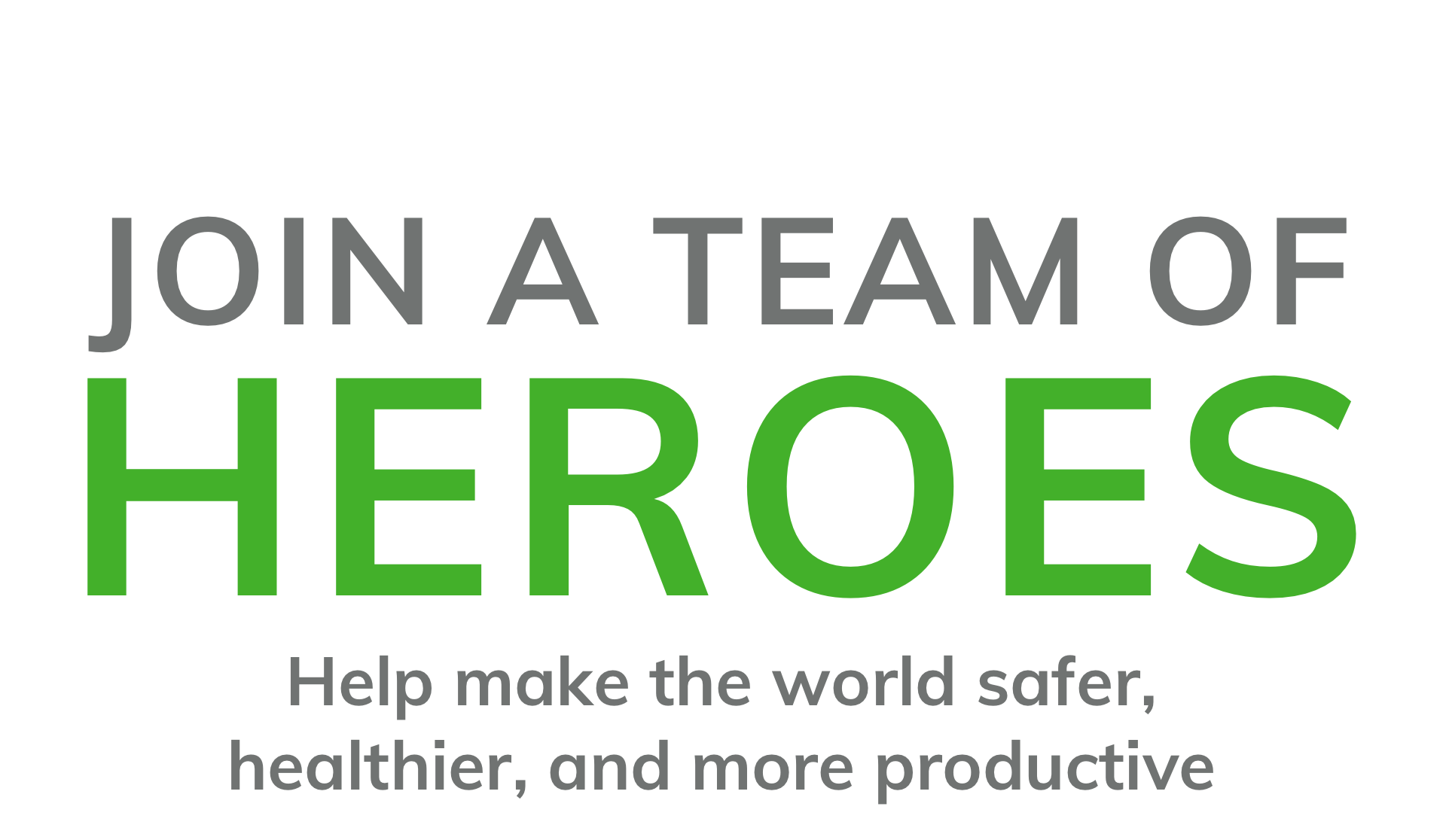 Join a team of heroes