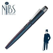 Load image into Gallery viewer, His Nibs Presents the Diplomat Magnum Fountain Pen in John Doe (Closed)