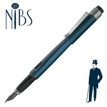 Load image into Gallery viewer, His Nibs Presents the Diplomat Magnum Fountain Pen in John Doe