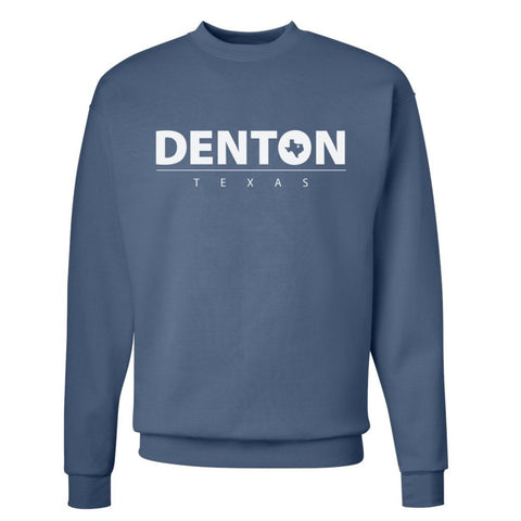 Denton Texas Sweatshirt