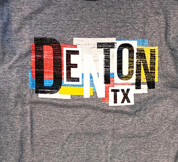 Denton Block T-Shirt