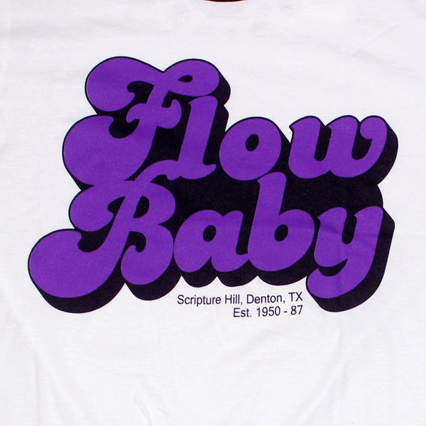 Flow Baby Retro T-Shirt