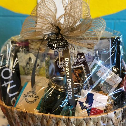 Denton Custom Gift Basket