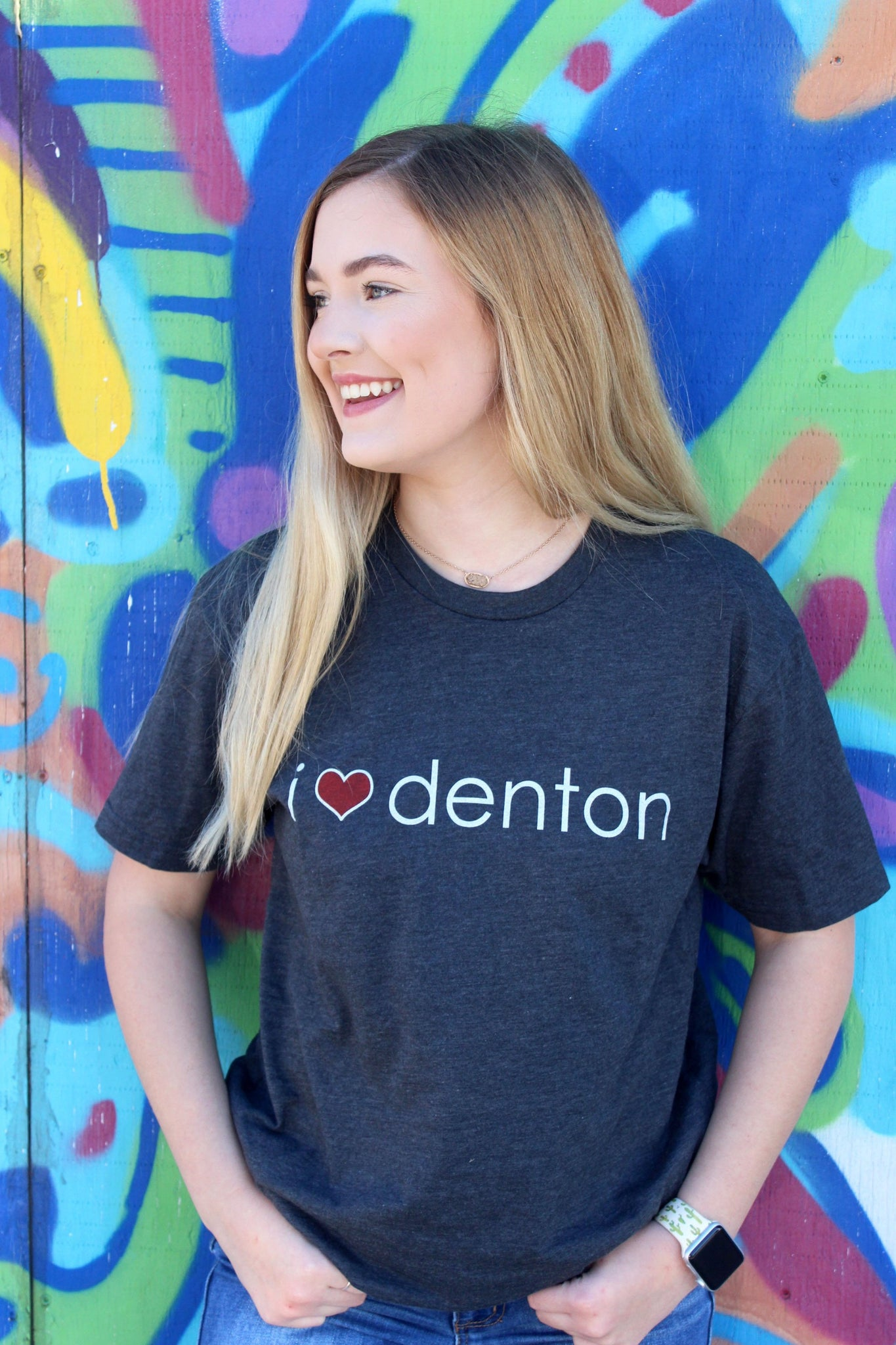 I Heart Denton T-Shirt