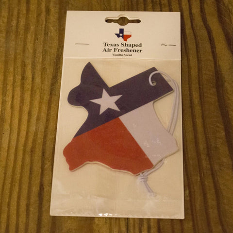 Texas Shaped Air Freshener