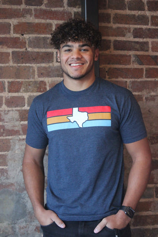 Retro Texas T-Shirt