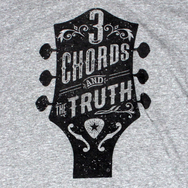 3 Chords and the Truth Tee
