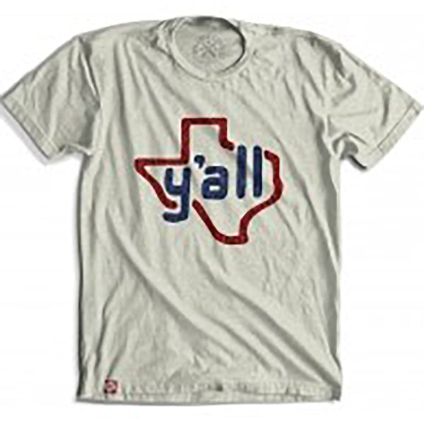 Texas Y'all T-Shirt