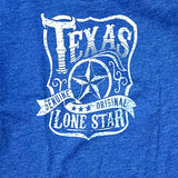 Lone Star State Child's (Blue)