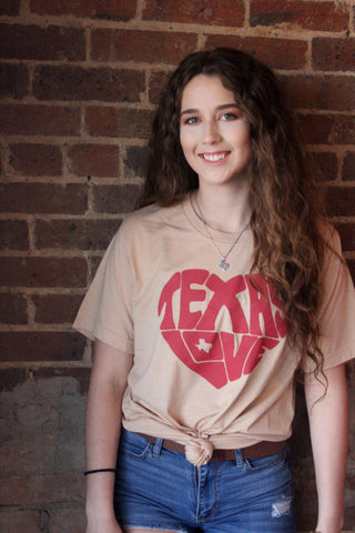 Texas Love T-Shirt