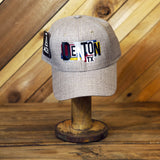 Denton Block Hat (Brown)