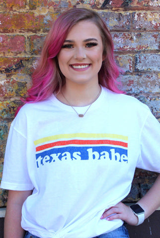 Texas Babe T-Shirt