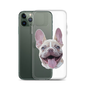 Custom Pet iPhone Case
