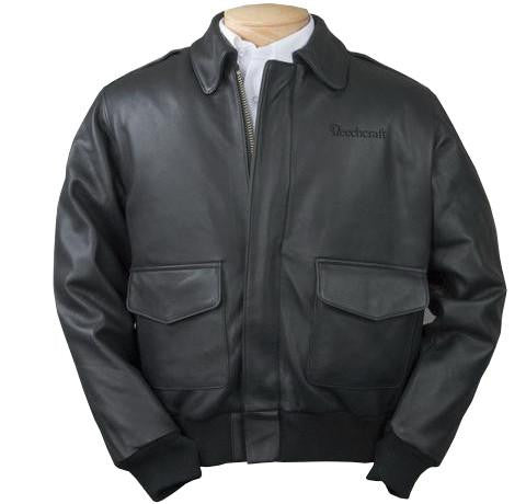 Beechcraft Mens A-1 Bomber Jacket