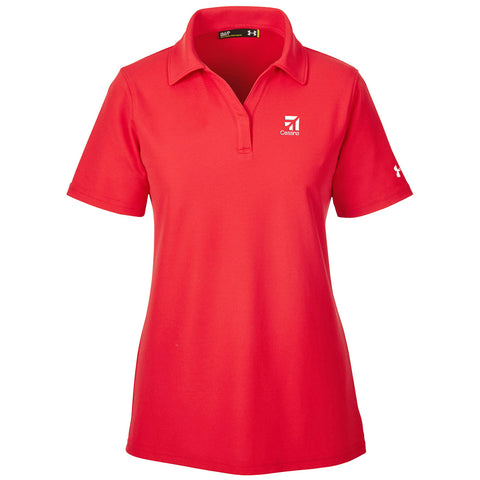 Cessna Ladies Under Armour Performance Polo
