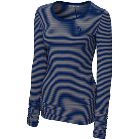 Cessna Ladies Cutter & Buck Lexture Knit