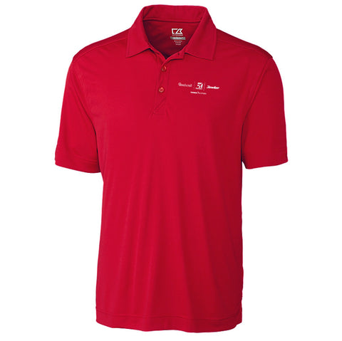 Mens Textron Aviation Cutter & Buck DryTec Polo