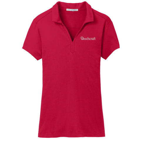 Beechcraft Ladies Rapid Dry Mesh Polo