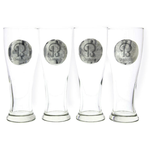 Beechcraft Pilsner Set