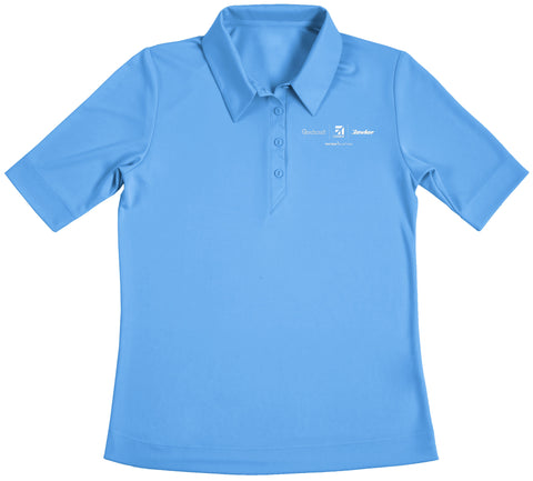 Textron Aviation Ladies Interlock Polo