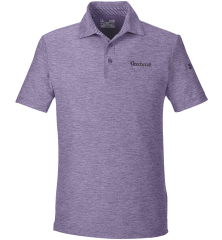 Beechcraft Mens UA Playoff Polo
