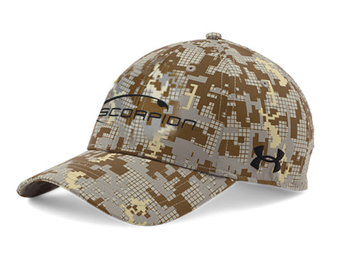 Scorpion UA Digi Camo Hat