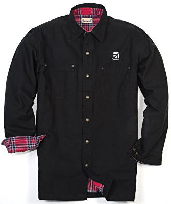 Cessna Mens Canvas Shirt Jacket