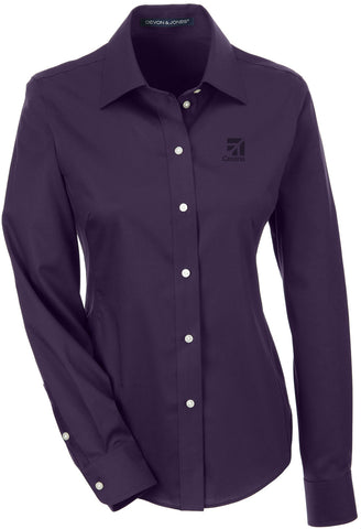Cessna Ladies Solid Stretch Twill