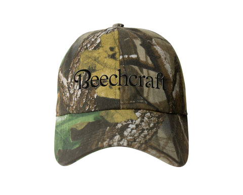 Beechcraft Real Tree Camo Hat