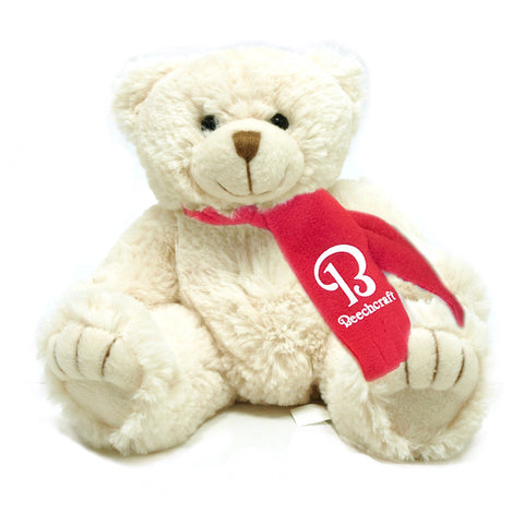Beechcraft Plush Cream Bear