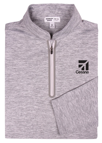 Cessna Ladies Striated Pullover