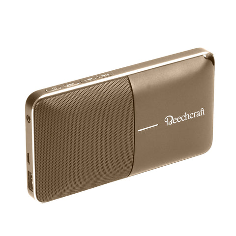 Beechcraft Fusion Powerbank and Wireless Speaker