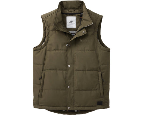 Beechcraft Mens Traillake Vest
