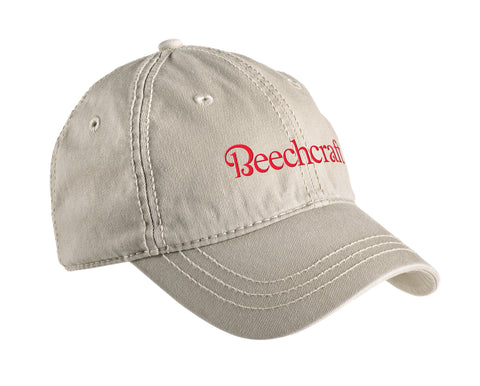 Beechcraft Thick Stitch Hat