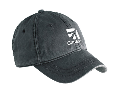 Cessna Thick Stitch Hat
