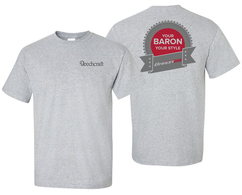 Baron 6 oz Cotton Tee