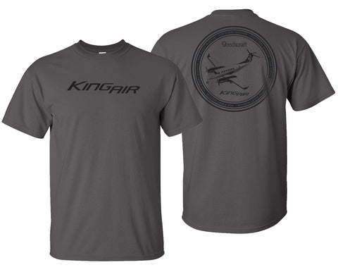 King Air 6 oz Cotton Tee