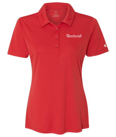 Beechcraft Ladies Oakley Sport Shirt