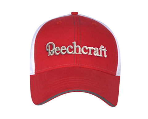 Beechcraft Ahead Water Resistant Nylon Hat