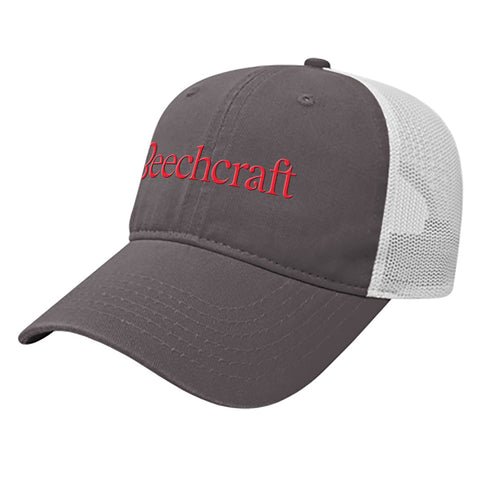 Beechcraft Washed Chino Twill Hat