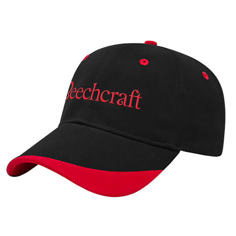 Beechcraft Split Visor Hat