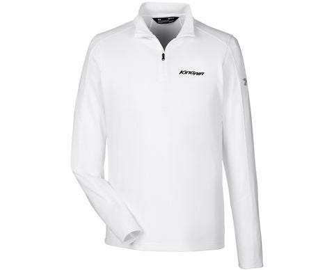 King Air Mens Under Armour Tech Quarter-Zip