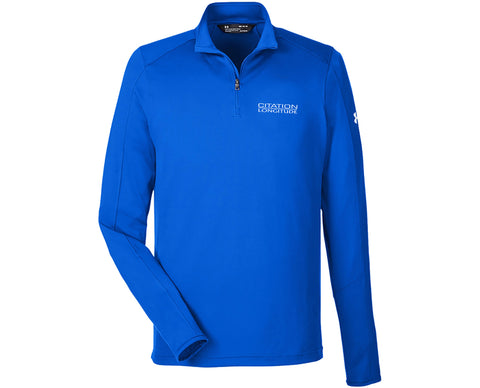 Longitude Mens Under Armour Tech Quarter-Zip